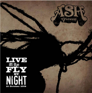 Ash Grunwald: Live At The Fly By Night (Reissue) - CD