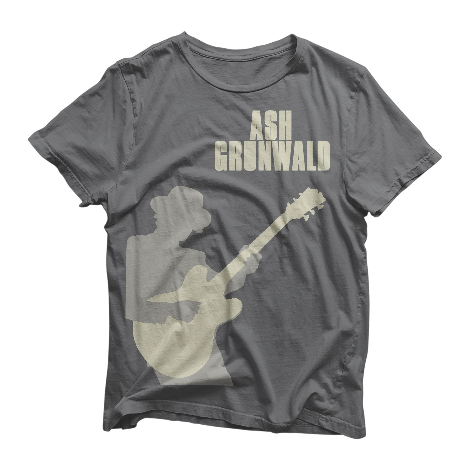Ash Grunwald T-Shirt - Dark Grey