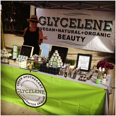 Bringing all-natural skincare products to the farmers market - The new outdoor mall