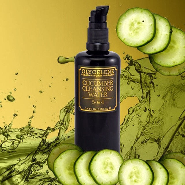 CUCUMBER CLEANSING WATER