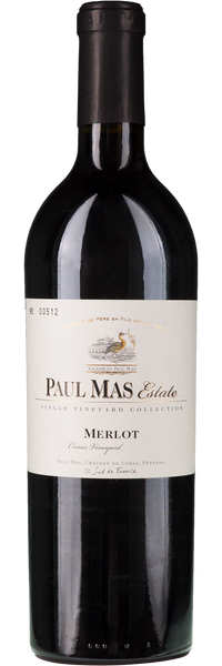 Merlot 2017 Paul Mas Estate Reserve