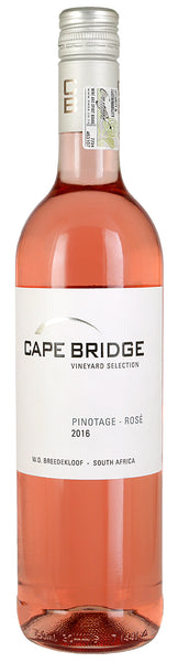 Cape Bridge Pinotage Rosé 2019