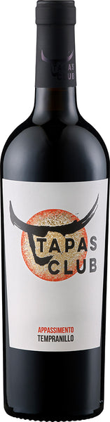 TAPAS CLUB TEMPRANILLO APPASSIMENTO 2018