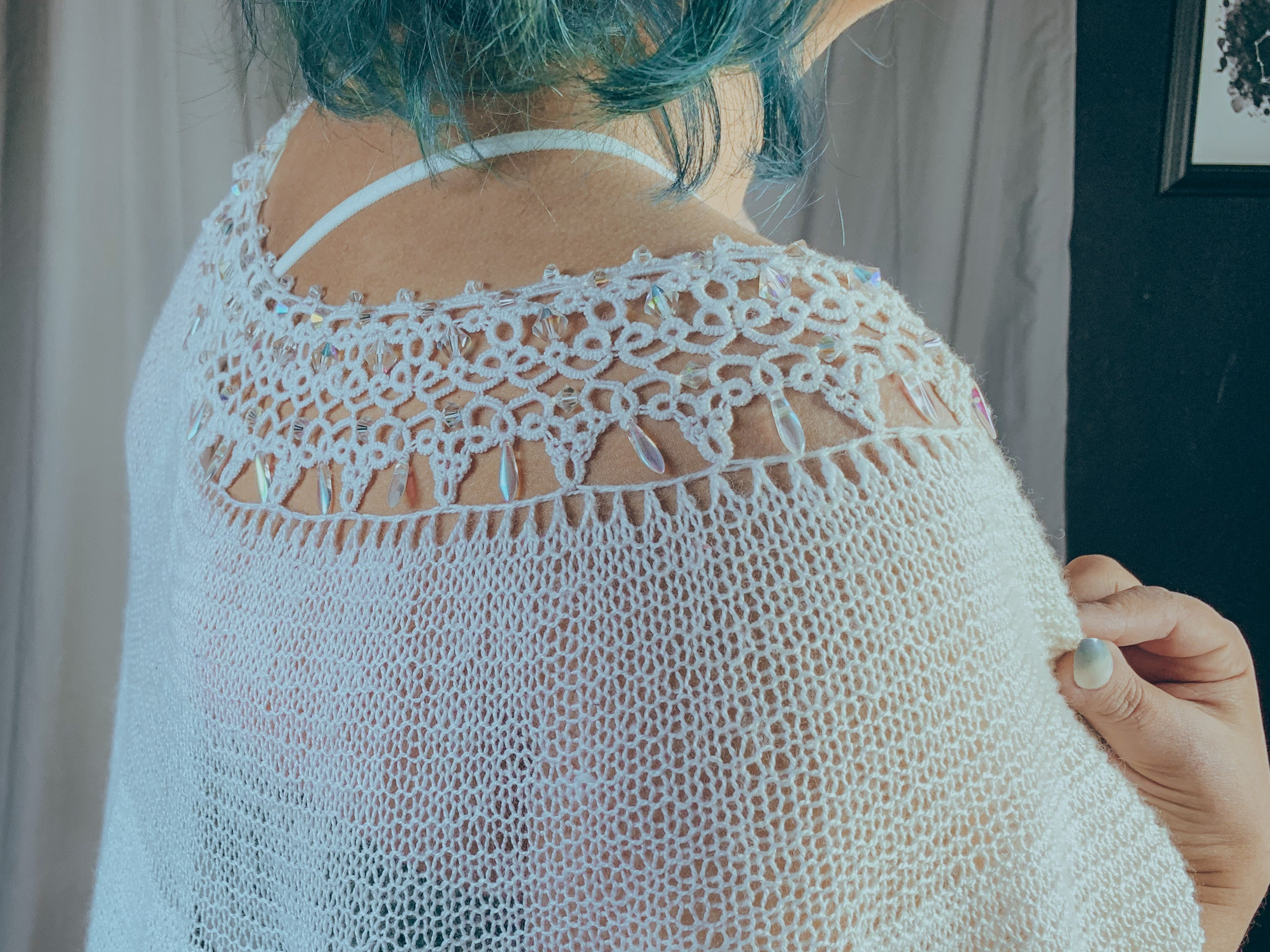 The Snow Queen's shawl