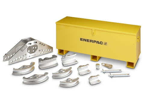 "ENERPAC STB-221X - 1"" TO 2"" ONE-SHOT AND 2-1/2"" TO 4"" SWEEP PIPE BENDER"