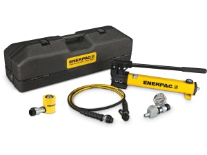 ENERPAC SCL-101TB - RCS101 CYLINDER, W/ P392 HAND PUMP AND CASE