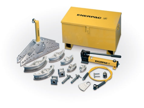 "ENERPAC STB-221H - 1"" TO 2"" ONE-SHOT AND 2-1/2"" TO 4"" SWEEP PIPE BENDER"