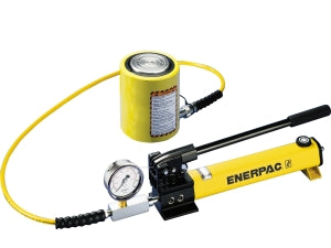 ENERPAC SCL-201H - RCS201 CYLINDER, W/ P392 HAND PUMP