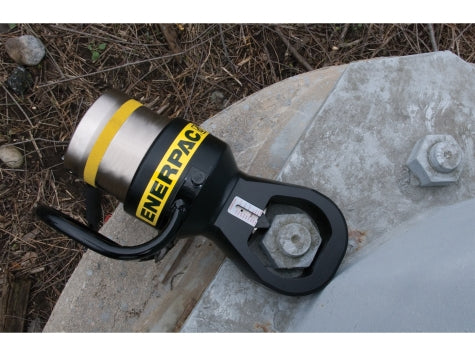 ENERPAC NS110130 - NUT SPLITTER CYLINDER, S/A, AND NSH110130 HEAD
