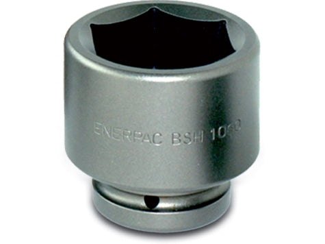 "ENERPAC BSH1030 - SOCKET 6PT STD 1"" SQUARE DRIVE, 1-3/16""-30MM A/F"