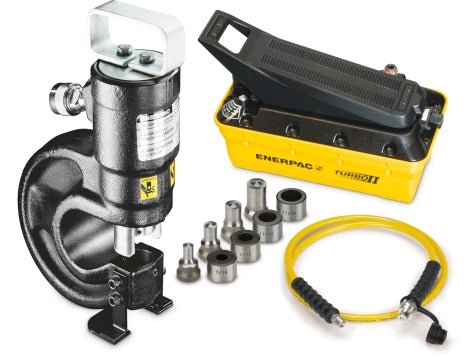 ENERPAC STP-35A - SP35 HYD PUNCH, W/ PATG1102N TURBO PUMP