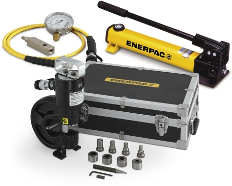 ENERPAC STP-35H - SP35 HYD PUNCH, W/ P392 HAND PUMP