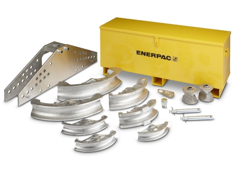 "ENERPAC STB-202X - 1-1/4"" TO 4"" ONE-SHOT PIPE BENDER"