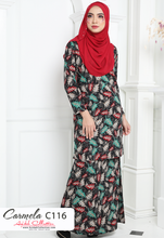 Load image into Gallery viewer, Baju Kurung Moden Carmela Batik C116
