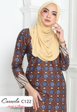 Load image into Gallery viewer, Baju Kurung Moden Carmela Batik C122