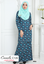 Load image into Gallery viewer, Baju Kurung Moden Carmela Batik C126