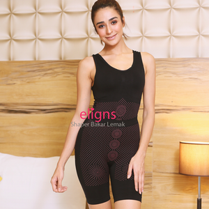 Eligns Body Shaper - Black Hitam