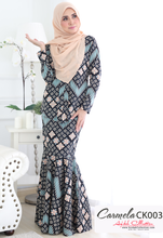 Load image into Gallery viewer, Kebaya Kembang Payung Carmela CK003