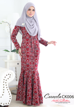 Load image into Gallery viewer, Kebaya Kembang Payung Carmela CK006