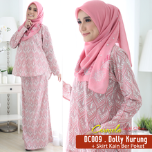 Load image into Gallery viewer, Dolly Kurung Carmela DC009