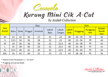 Load image into Gallery viewer, Baju Kurung Mini Carmela CM019