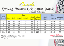 Load image into Gallery viewer, Baju Kurung Moden Carmela C144
