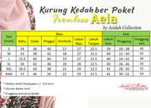 Load image into Gallery viewer, Aela Baju Kurung Kedah Ironless AK015