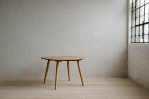 Nomad Round Dining Table