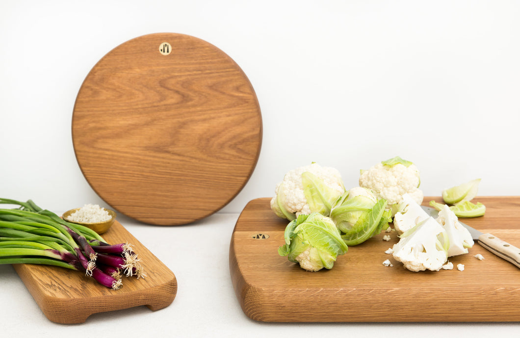 Hudson Cutting Boards White Oak