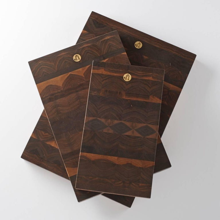 Wesley Butcher Block Black Walnut