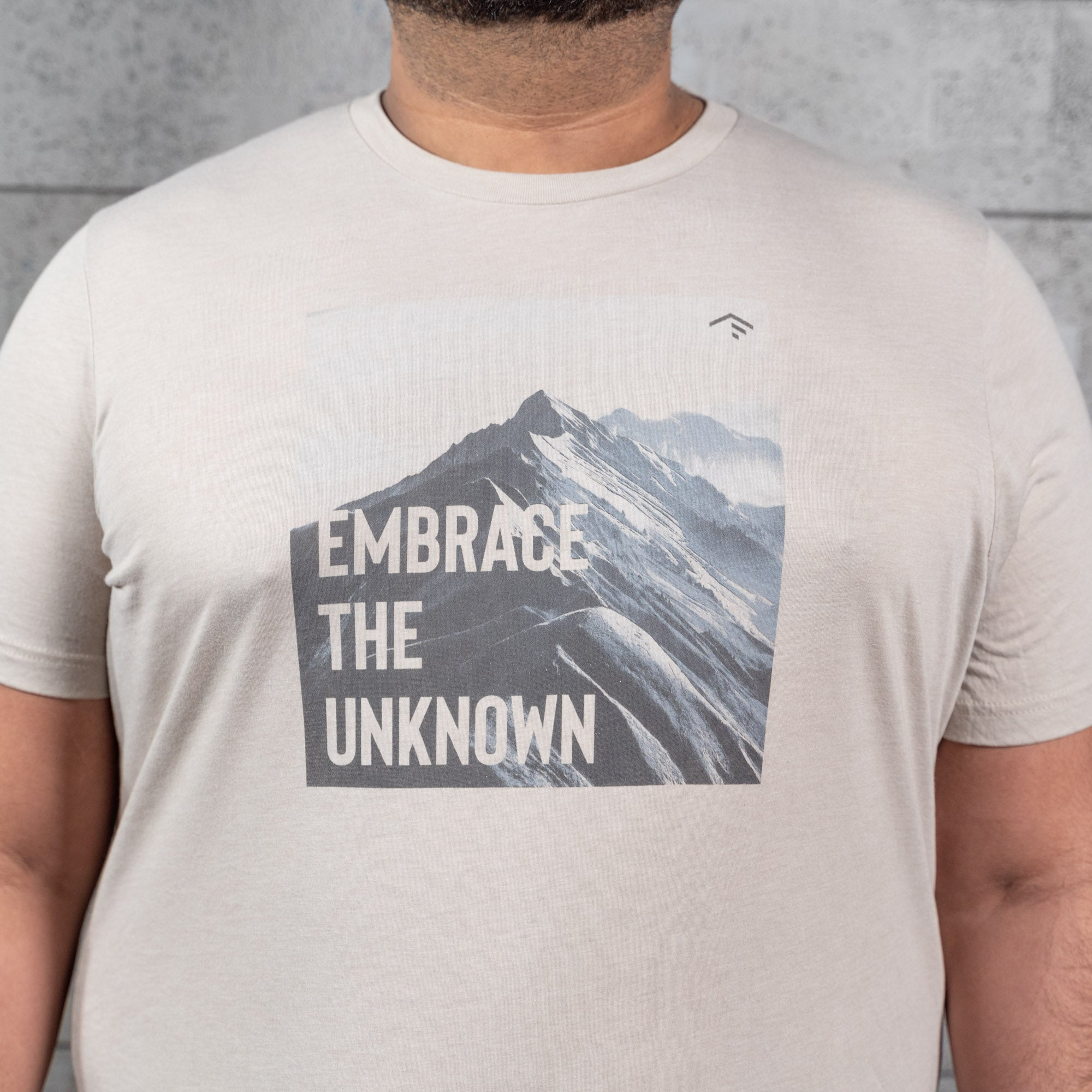Embrace the Unknown - Short Sleeve Shirt