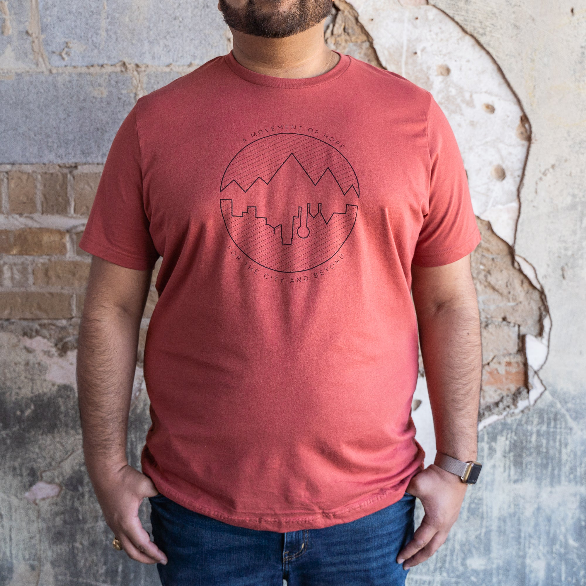 For The City And Beyond – Short Sleeve Shirt