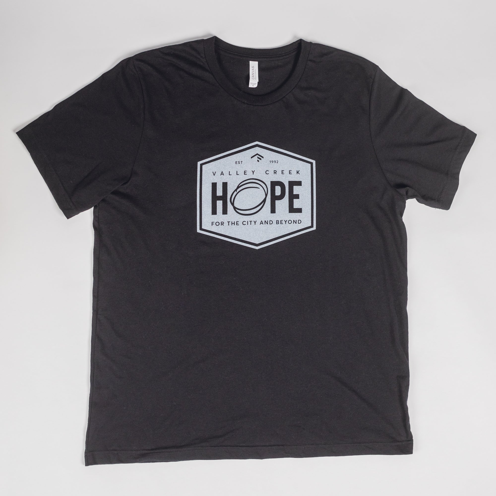 Hope For the City and Beyond - Short Sleeve Shirt