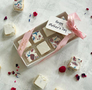 Mother's Day Nougat Gift Box (8 pieces)