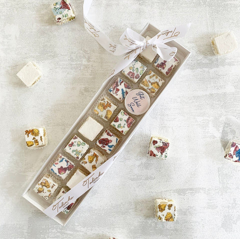 "Tadinka Nougat ""Get Well Soon"" gift box (16 pieces)"