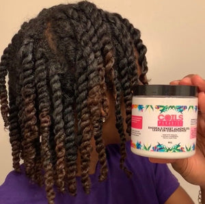 Shorea & Sweet Almond Oil Leave-In Conditioner