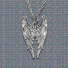 Load image into Gallery viewer, Double Wing Pendant