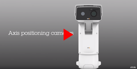 AXIS Positioning Cameras