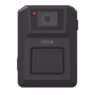Load image into Gallery viewer, Santa Cruz Video Security LLC - Image - AXIS W100 Body Worn Camera front