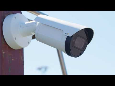 Santa Cruz Video Security LLC - Video - AXIS Q1798-LE Network Camera