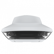 Santa Cruz Video Security LLC - Image - AXIS Q6010-E Panoramic Network Camera  - without PTZ Camera