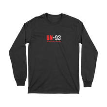 Load image into Gallery viewer, *PRE-ORDER* RED UN-93 LONGSLEEVE