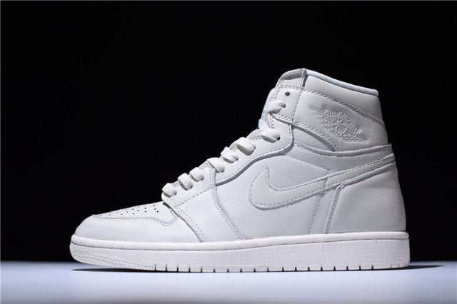 715c95cedfc5e4 Nike Air Jordan 1 Retro High-Top Sail Sneakers