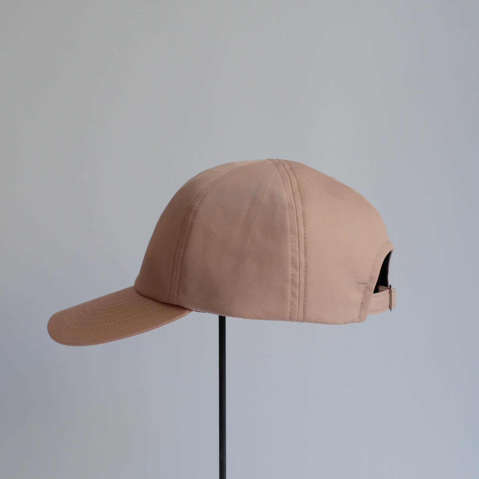 MATURE HA._MIL Trainer Cap / Water Proofed Cotton PINK