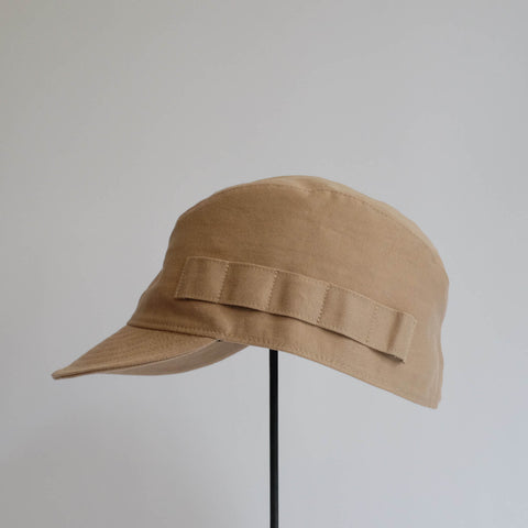 MATURE HA._MIL Boonie Cap / LIGHT BROWN