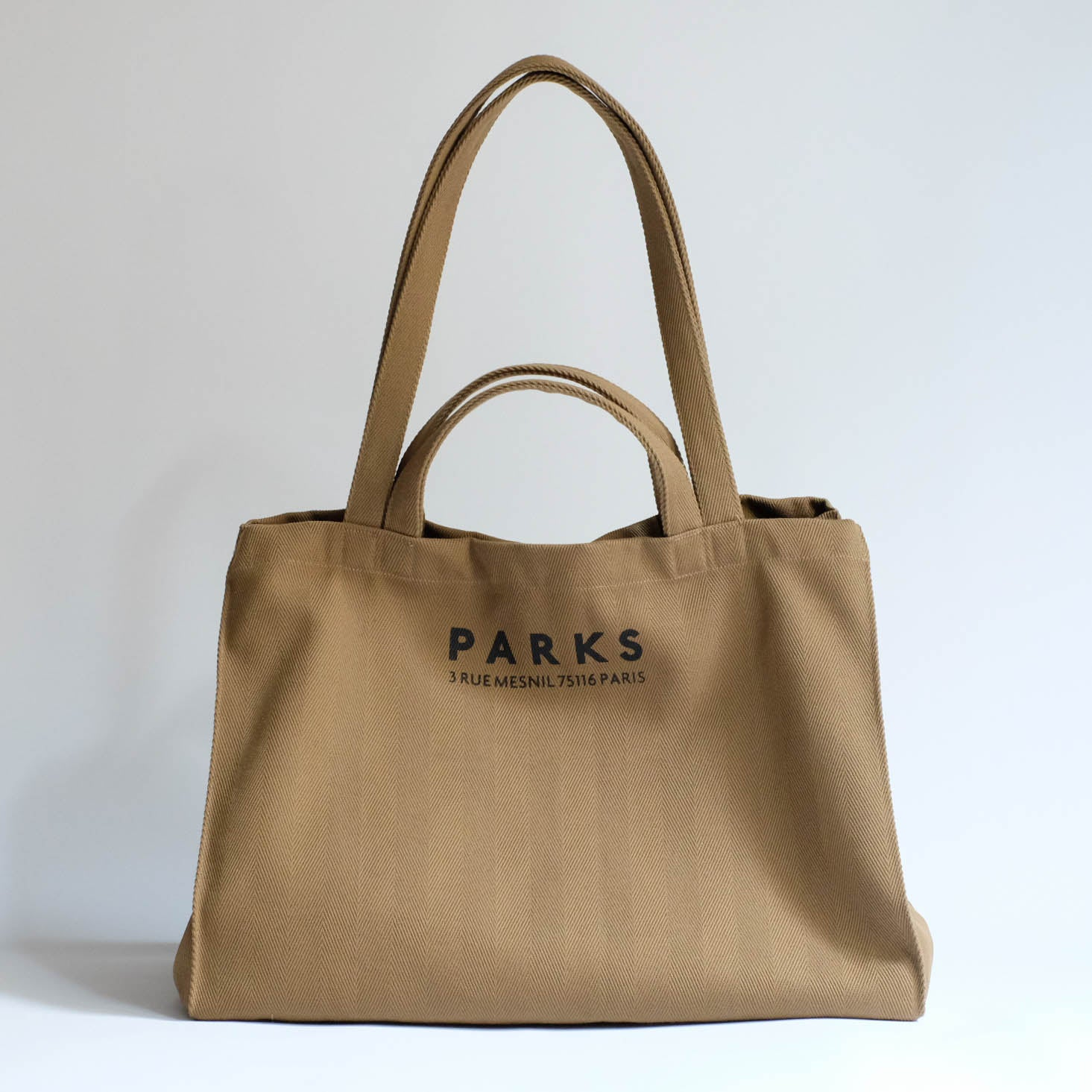 PARKS Paris EXCLUSIVE BAG BEIGE