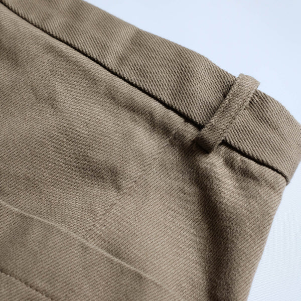 Dhal CHINO TROUSERS BEIGE