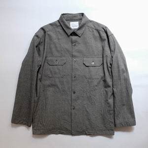 TANDEM DENIM WORK SHIRT BLACK