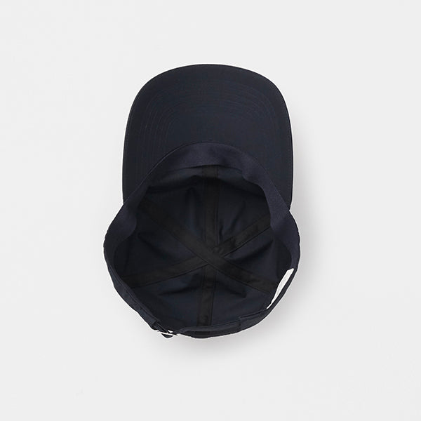 MATURE HA._MIL Trainer Cap / Cotton NAVY