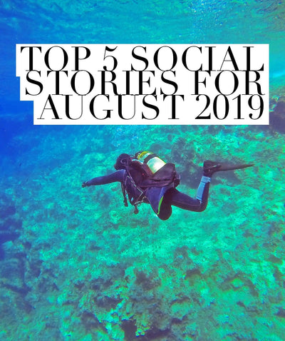 Our Top 5 Social Stories for August 2019